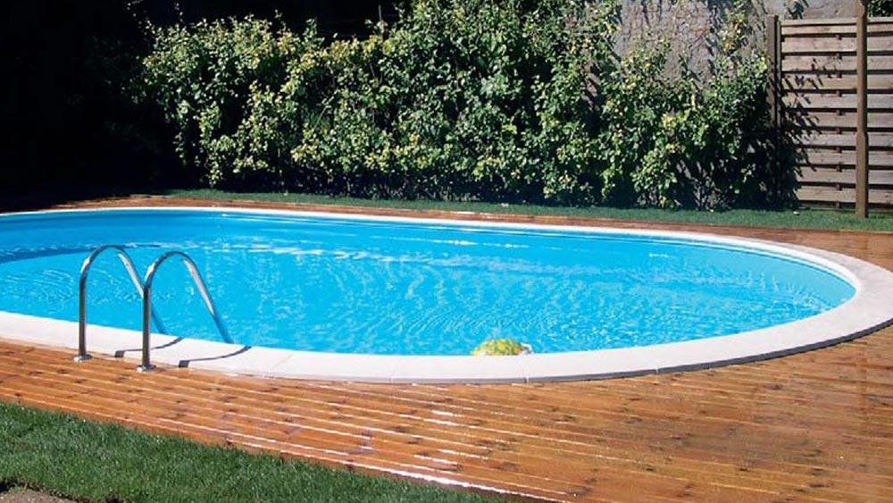aigua per a piscines